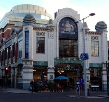 The Contran Shop Fulham Road