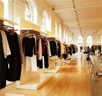 Luxury clothes collection