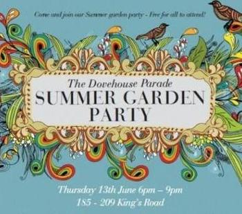 The Dovehouse Parade Summer Garden Party