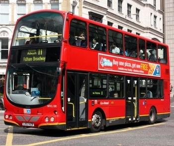 London bus 11