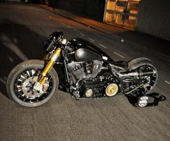 Unorthodox Warrs Harley Davidson