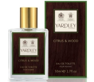 Yardley cedar & wood eau de toilette