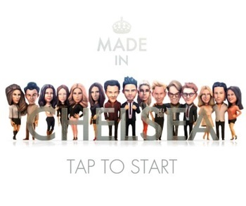 Made in Chelsea game