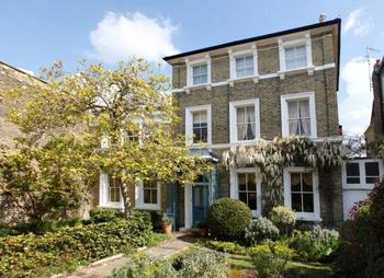 Fulham Park Gardens house