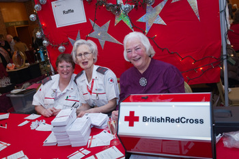 British Red Cross Kensington