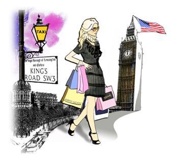 American Girl in Chelsea