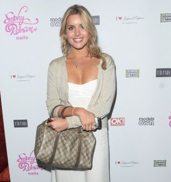 Caggie Dunlop Made in Chelsea