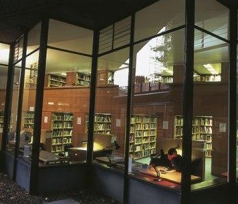Library Kensington Chelsea