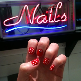 Sophy Robson nails