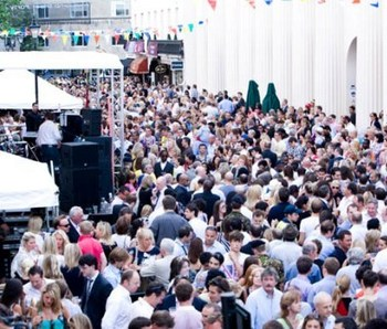 Motcomb Street Party London