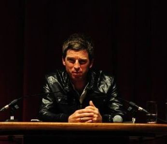 Noel Gallagher Electric Cinema High Flying Birds album launch