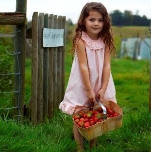 Marie-Chantal pink dress