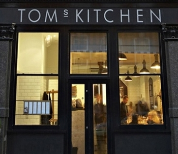 Toms Kitchen restaurant Cale Street Chelsea