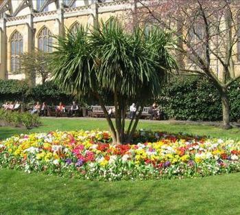 St. Luke's Gardens Chelsea