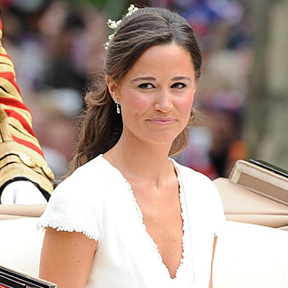 Pippa Middleton pilates at Pilates on the Go Fulham