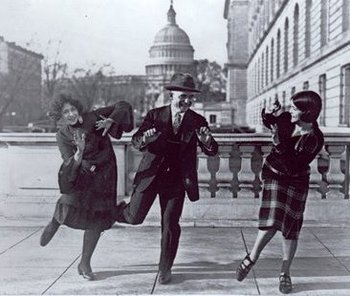 Charleston 1920s