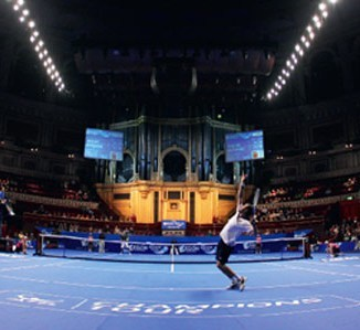 Waitrose, AEGON Tennis, Royal Albert Hall, Chelsea, Kensington