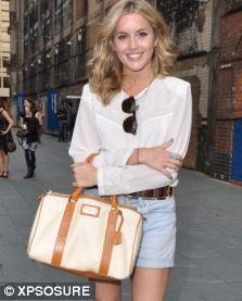 Aspinal of London bag Caggie Dunlop, Made In Chelsea