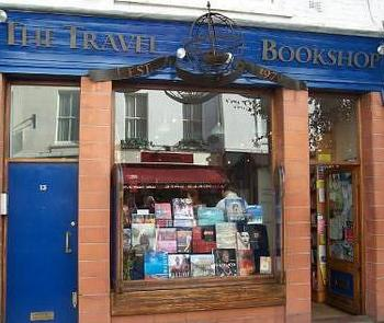 Travel Bookshop Notting Hill Portobello Road