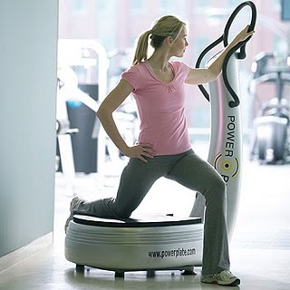 Power plate Powertone King's Walk Chelsea London