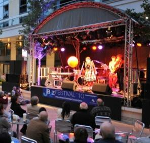 Imperial Wharf Jazz Festival