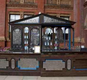 Imagination bar Victoria and Albert Museum London
