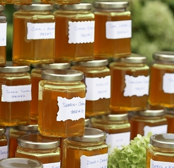 Holland Park Honey jars Notting Hill London