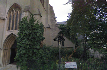 All Saint's Church, Clydesdale Road, Notting Hill London W11