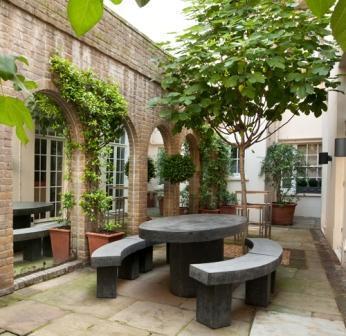 Chelsea Gardener garden centre Sydney Street London