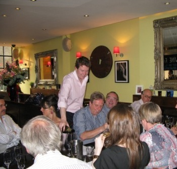 Chelsea Fulham Wine Society