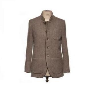 Katherine Hooker men jacket