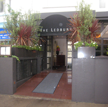 The Ledbury, Notting Hill London 