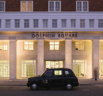The Spa in Dolphin Square Pimlico London