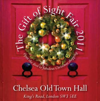 St John of Jerusalem Gift of Sight Fair Chelsea Old Town Hall