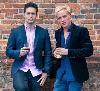 Spencer Matthews Jamie Laing
