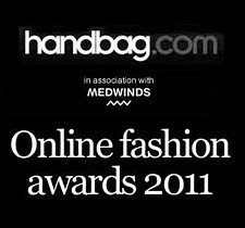 Handbag.com 2011 online fashion awards