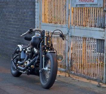 Warrs Evisu Kamome Sprinter Harley Davidson