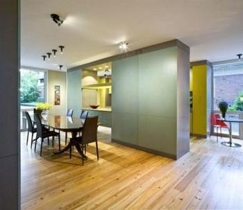 Sustainable home interior design