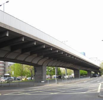 Hammersmith flyover