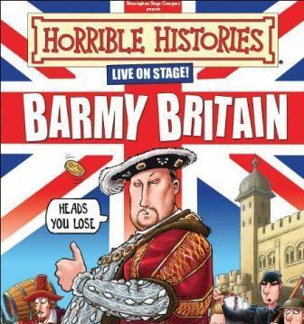 Horrible Histories Barmy Britain