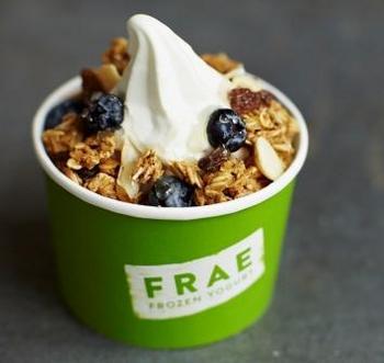 Frae ice cream