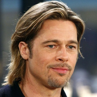 Brad Pitt Chanel