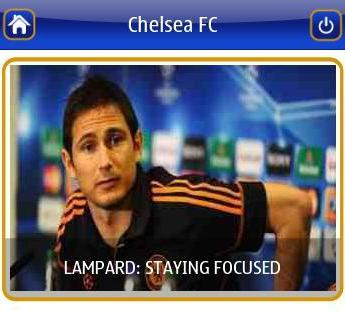 Chelsea FC Nokia App