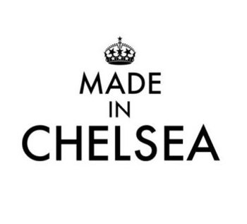 Made in Chelsea white logo
