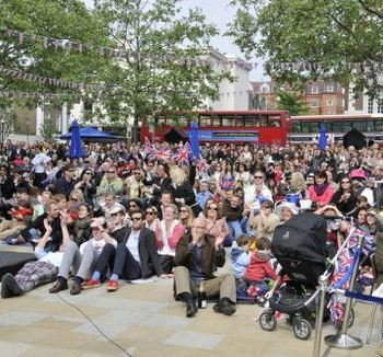 Duke of York Square Jubilee