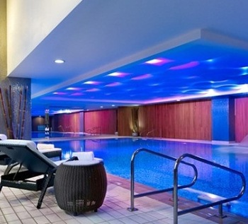 Luxury spa London