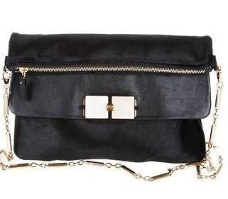 Anya Hindmarch Milton clutch bag