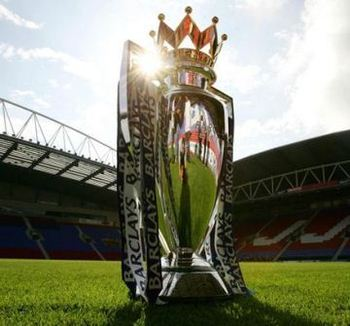 Barclays Premiership Trophy