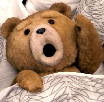 Ted movie image