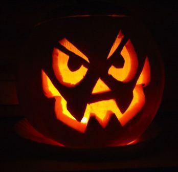 Halloween pumpkin
